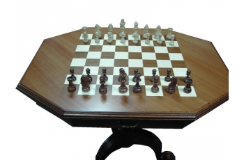 Chess table de Lux (without pieces) /total height: 70cm/