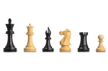 DGT Electronic Ebony Chess Pieces Unweighted